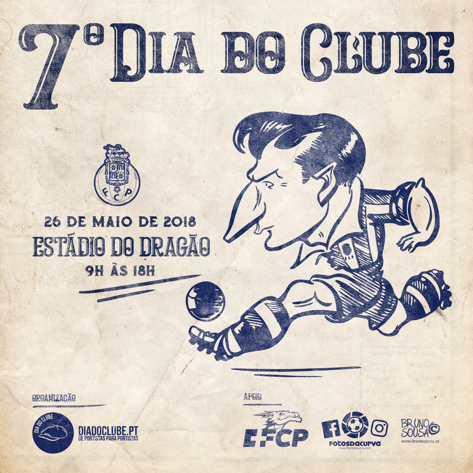 7º Dia do Clube – Opinião de Armando Pinto